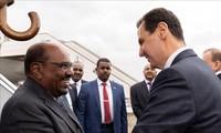Presiden Sudan mengunjungi Suriah