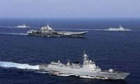 Angkatan Laut AS dan Tiongkok memperkuat perbahasan untuk mencegah eskalasi ketegangan di laut yang di luar dugaan