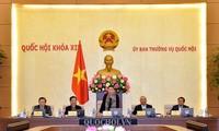 Komite Tetap MN Vietnam mengesahkan Peraturan Negara amandemen terhadap beberapa pasal dari 4 Peratuan Negara yang bersangkutan dengan perancangan