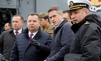 Rusia mencela Inggris mengerahkan kapal Angkatan Laut ke Laut Hitam