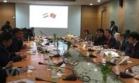 Badan usaha Vietnam menghadiri Pekan Raya Indus Food 2019 di India