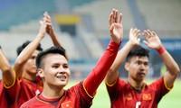 Timnas Asia Tenggara yang termuka putaran pertandingan punya 3 pemain sepak bola Vietnam