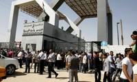 Mesir untuk sementara membuka kembali koridor dengan Jalur Gaza