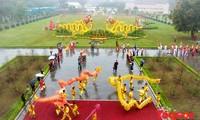 Benteng Kerajaan Thang Long mengadakan upacara membakar dupa membuka musim semi tahun 2019