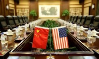 AS dan Tiongkok memulai putaran perundingan perdagangan tingkat tinggi yang baru