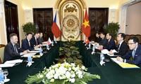 Acara konsultasi politik Viet Nam – Republik Czech
