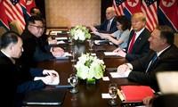 AS mengusahakan rencana yang lebih menyeluruh tentang masalah perlucutan nuklir RDRK