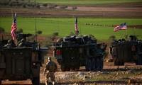 Suriah dan Iran meminta kepada AS supaya menarik serdadu-nya