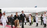 PM Kerajaan Belanda memulai kunjungan resmi di Vietnam