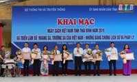"Pameran digital : ""Hoang Sa, Truong Sa wilayah milik  Vietnam:  Bukti-bukti sejarah dan hukum"""