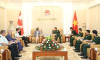 Mendorong hubungan kemitraan komprehensif Vietnam – Kanada