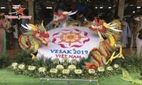 """Hari Waisak 2019: """"Menggugah"""" potensi pariwisata Vietnam-India"""