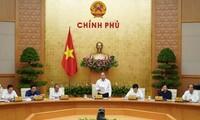 PM Vietnam, Nguyen Xuan Phuc memimpin temu kerja dengan Komite Pengelolaan Modal Negara