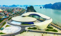 Memperkenalkan sepintas-lintas tentang Wisma Perancangan, Pekan Raya dan Pameran Provinsi Quang Ninh