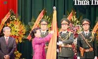 Ketua MN Vietnam, Ibu Nguyen Thi Kim Ngan menghadiri acara peringatan HUT ke-30 Pembentukan kembali Provinsi Thua Thien-Hue