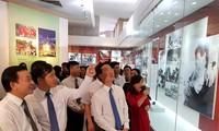 "Pembukaan pameran tematik : ""Perjalanan menuju ke impian-impian- 50 tahun melaksanakan Testamen Presiden Ho Chi Minh (1969-2019)"""