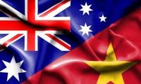 Menciptakan tenaga pendorong dan fundasi baru bagi hubungan Vietnam-Australia