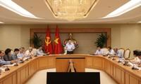Le conseil consultatif du secteur financier et monétaire se réunit