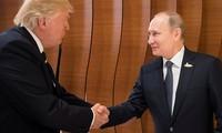 Trump pourrait inviter Poutine à la Maison-Blanche
