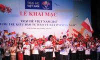 Ouverture du Camp d'été Vietnam 2017