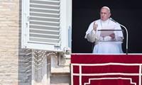 """Amazonie: le pape François est """"inquiet"""" pour le poumon vital de la planète"""
