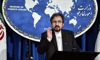 Téhéran convoque les diplomates de France, de Belgique et d'Allemagne