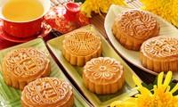 Banh Nuong – Traditional Vietnamese Baked Moon cake