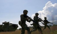 US–Philippines military relations remain robust