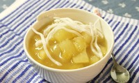 Cassava Sweet Soup