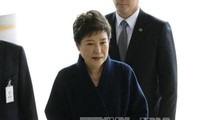 South Korean prosecutors end interrogation of ousted President Park