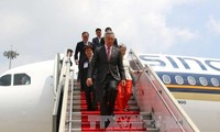 Singaporean Prime Minister wraps up his official visit to Vietnam