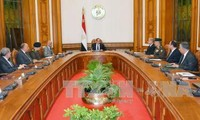 Egypt's parliament approves three-month state of emergency