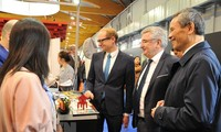 Vietnam's culture, tourist sites introduced at Brussels Holiday Fair