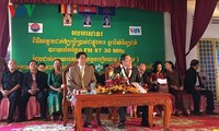 Vietnam-funded FM radio station inaugurated in Cambodia