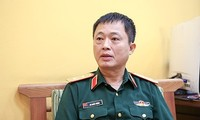 Vietnamese defence minister attends Shangri-La Dialogue