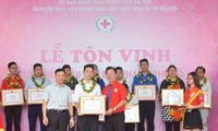 Outstanding blood donors honored across Vietnam