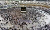 Muslims around the world celebrate Feast of the Sacrifice