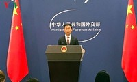 China supports Korean discussions of end-of-war declaration
