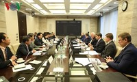Deputy PM meets leaders of Russian corporations