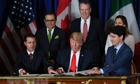 US, Canada, Mexico praise the importance of USMCA