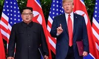 North Korea urges US to ease sanctions