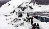 Four tourists from Sweden, Finland missing after avalanche in Norway