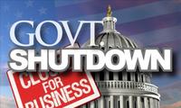 Government shutdown costs US economy 11 billion USD, CBO says