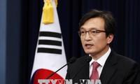 South Korea hails 2nd Trump-Kim summit to be held in Vietnam