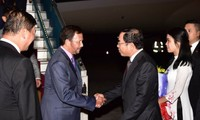 Sultan of Brunei begins State visit to Vietnam