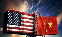 Global stocks drop as US-China trade war escalates