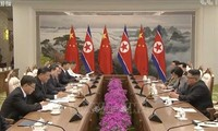 Xi, Kim agree to deepen bilateral ties for peac, stability