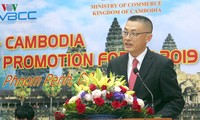 Vietnam, Cambodia strengthen trade, investment cooperation