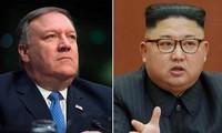 """Koran """"Washington Post"""": Mike Pompeo melakukan kunjungan rahasia di RDRK dan menemui pemimpin Kim Jong-un"""