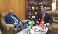 Kedutaan Besar Vietnam di Aljazair mengadakan program promosi dagang dan investasi di Provinsi Mostaganem